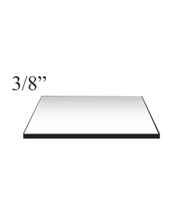 """Hardwood - Plywood - A/B - RevolutionPly - Beaded 2 Sides/Primed 1 Side - 5/16"""" 4'X8'"""