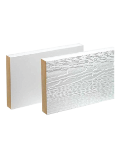 "MiraTEC - Composite - Primed - Exterior Trimboard - 5/4""X2""  - 16'"