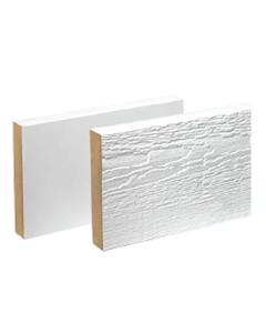 "MiraTEC - Composite - Primed - Exterior Trimboard - 5/4""X8""  - 16'"