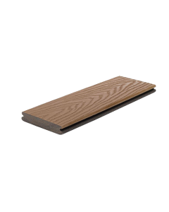 "Trex Select - 1"" Grooved Edge Board - Saddle - 7/8""X6""  - 20'"