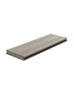 "Trex Transcend - 1"" Grooved Edge Board - Gravel Path - 1""X6""  - 20'"