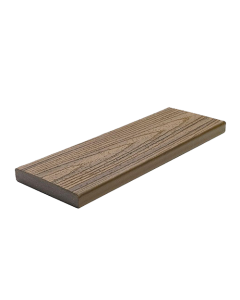 "Trex Transcend - 1"" Square Edge Board - Havana Gold - 1""X6""  - 20'"