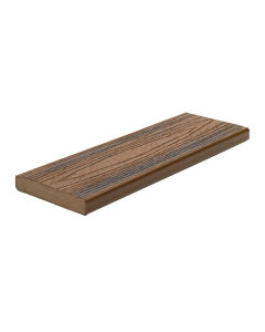 "Trex Transcend - 1"" Square Edge Board - Spiced Rum - 1""X6""  - 12'"