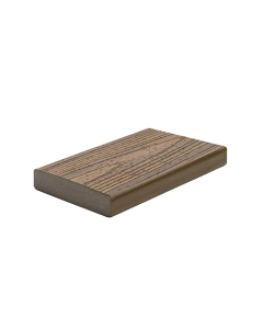 "Trex Transcend - 2"" Square Edge Board - Havana Gold - 2""X4""  - 16'"