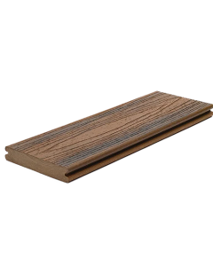 "Trex Transcend - 2"" Square Edge Board - Spiced Rum - 2""X4""  - 16'"