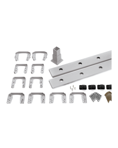 """Trex Transcend - 8' Accessory Infill Kit for Round Aluminum Balusters - Stair - Gravel Path - 91.5"""""""